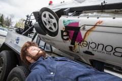 Sensibiliser les gens aux angles morts des véhicules lourds