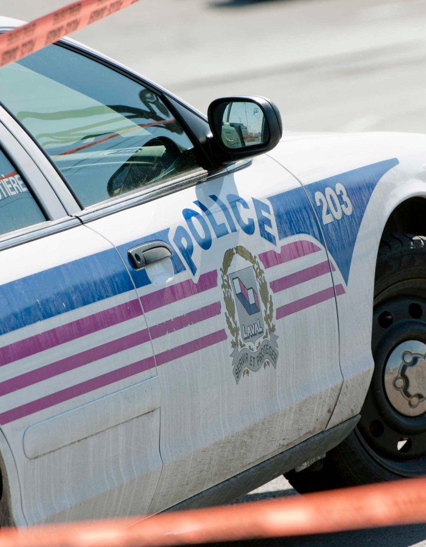 Un accident fait un mort et un blessé grave à Laval