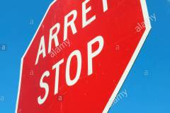 Arrêts obligatoires bientôt, angle Shevchenko et Jean-Chevalier