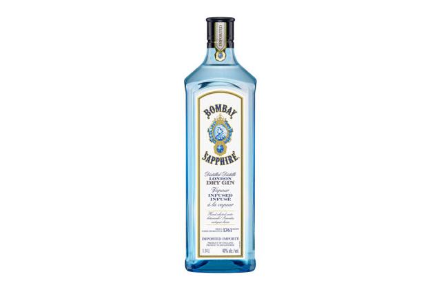 La LCBO procède au rappel du gin Bombay Sapphire