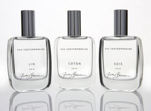 Simons lance trois eaux de parfum