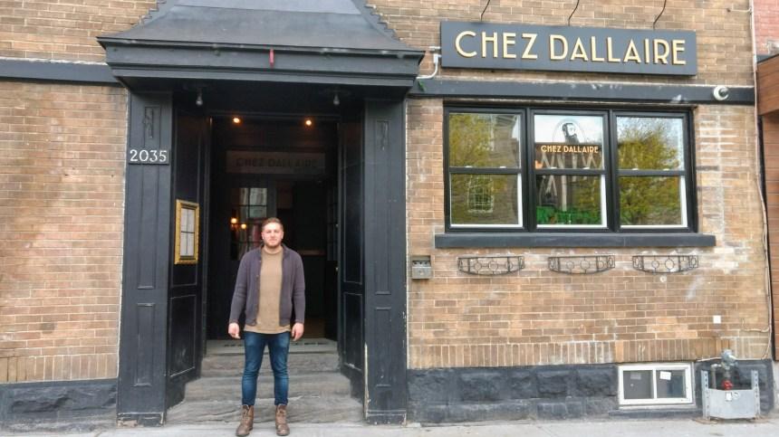 La terrasse de Chez Dallaire menacée par une voie réservée