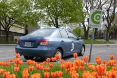 Communauto ouvrira une nouvelle station à L'Île-des-Sœurs