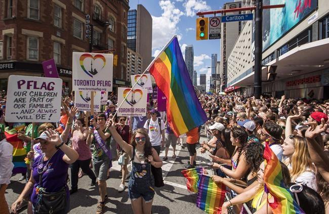Controverse sur le défilé de la fierté à Toronto
