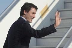Trudeau prend la route pour la fête du Canada