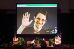 La blockchain selon Snowden