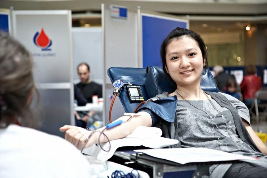 Un geste qui contribue à sauver des vies