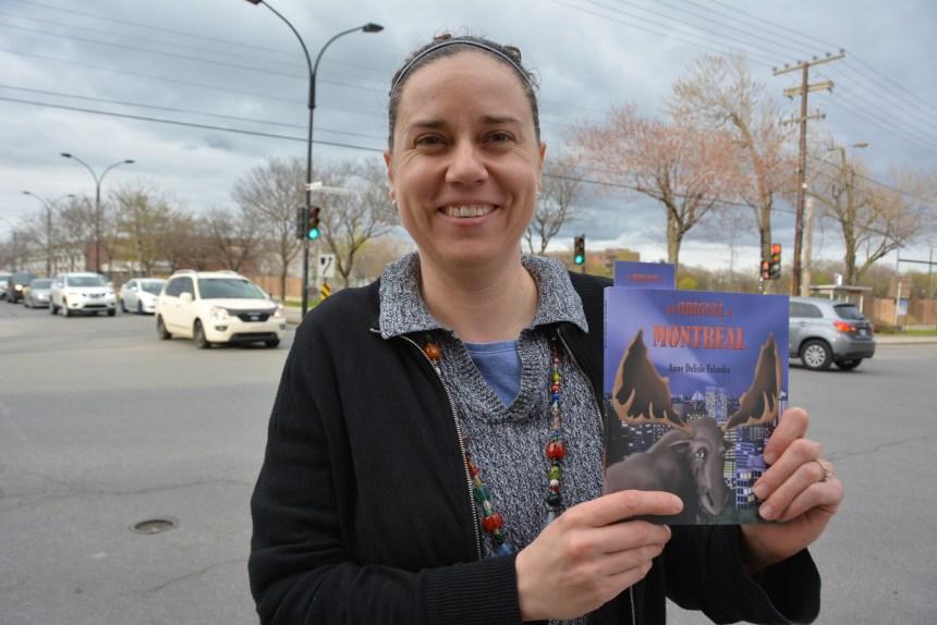 Visite guidée de Montréal avec un orignal