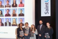 Quatre étudiantes du cégep de Saint-Laurent honorées par Dynacare