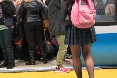 Harcèlement dans les transports en commun: davantage d'actions réclamées