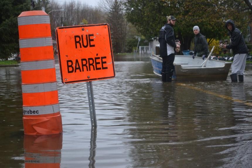 Gatineau: de nombreuses inondations survenues mercredi irritent des citoyens