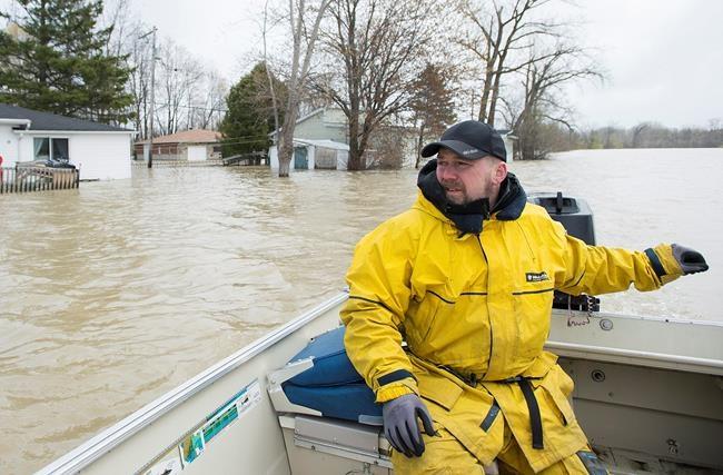 Inondations: épreuves et solidarité à Rigaud