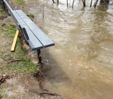 La crue des eaux sous surveillance à Montréal-Nord