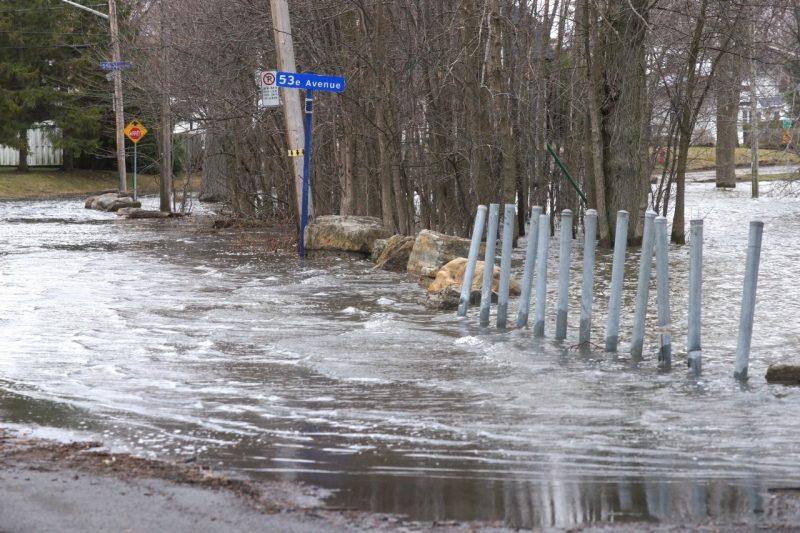 D'autres inondations à prévoir ces prochains jours à Laval