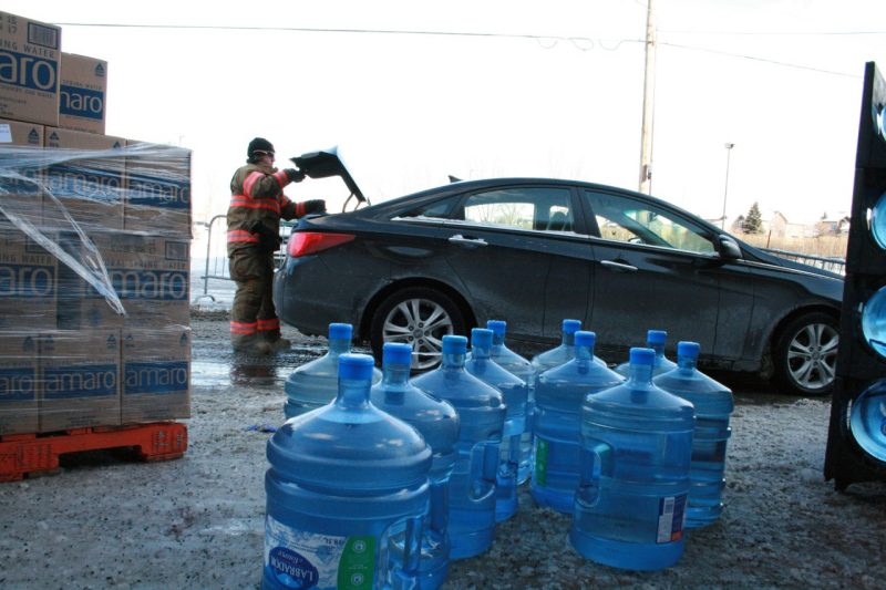 Crise de l'eau: Longueuil satisfaite de l'entente