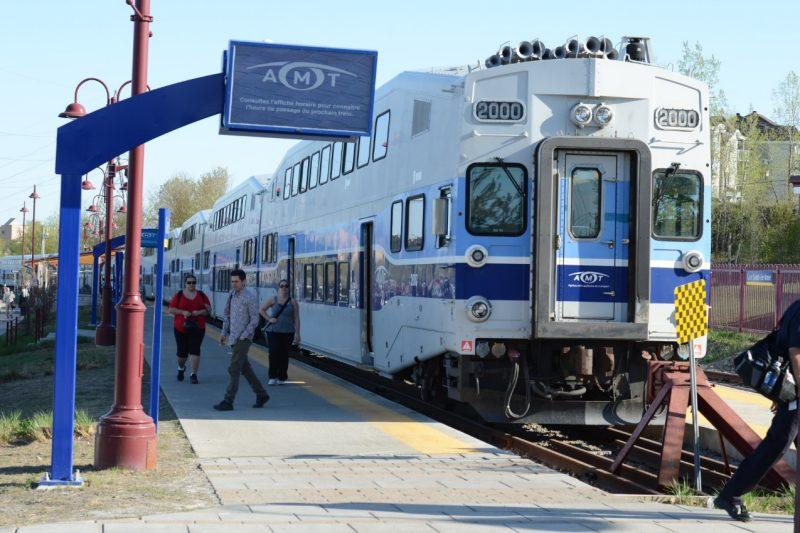 Aucune punaise à bord du train, selon l'AMT