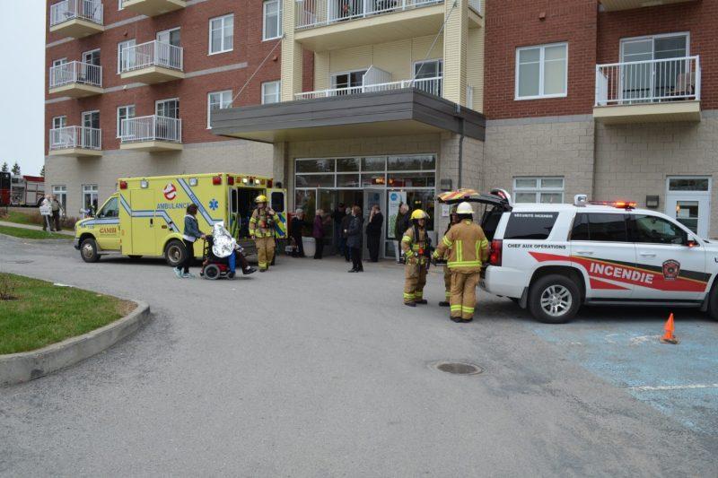 Une erreur de cuisson force l'évacuation de 311 résidents à Rimouski