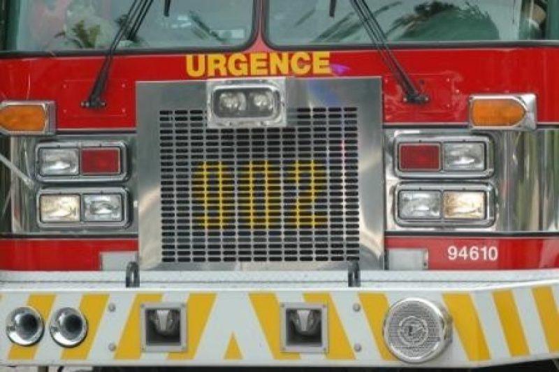 Une explosion fait deux blessés au Laboratoires Vachon de Lévis