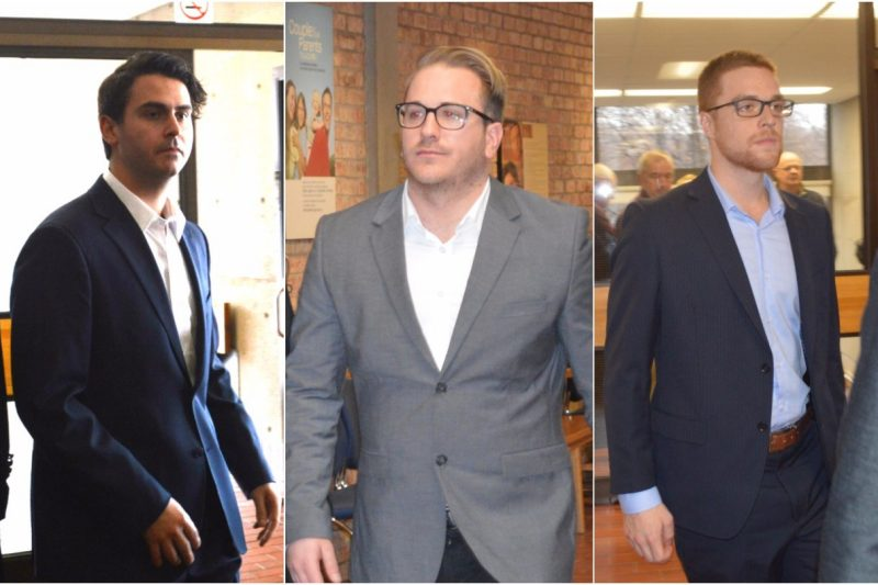 Agression sexuelle à Victoriaville: les trois accusés détenus