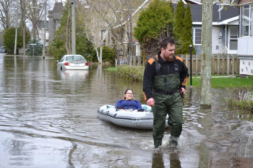 Une trentaine d'évacuations à Montréal