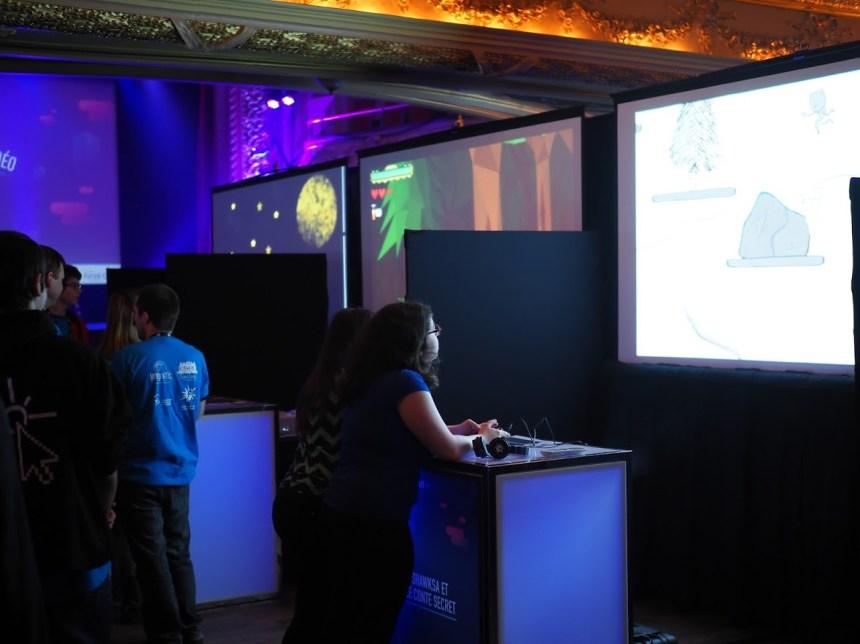 La création de jeux vidéo pour lutter contre le décrochage scolaire