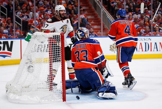 Les Oilers sont déjà passés par là