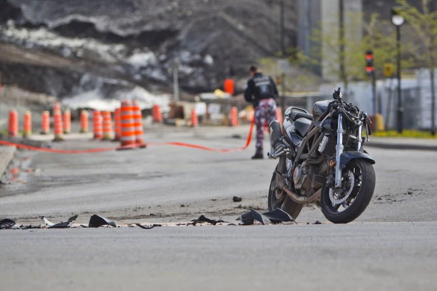 Un motocycliste dans un état critique après une collision dans le Sud-Ouest