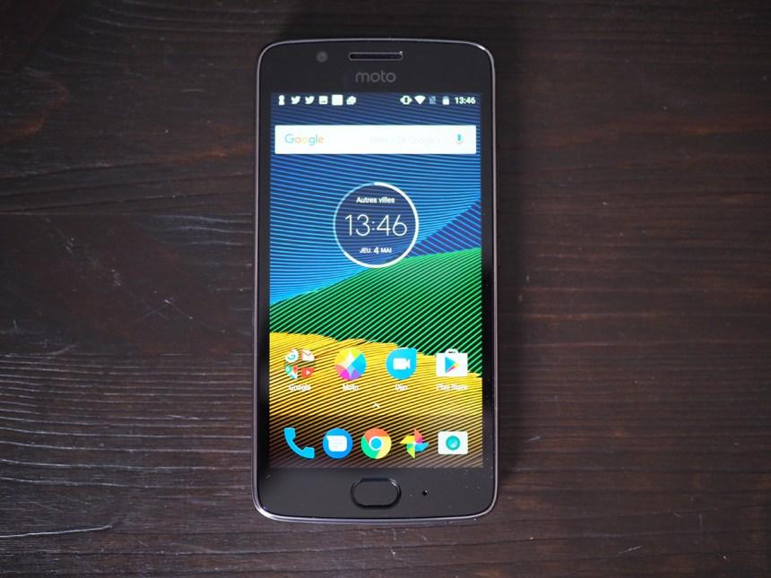 Essai du Moto G5 : (presque) beau, (presque) bon, (vraiment) pas cher