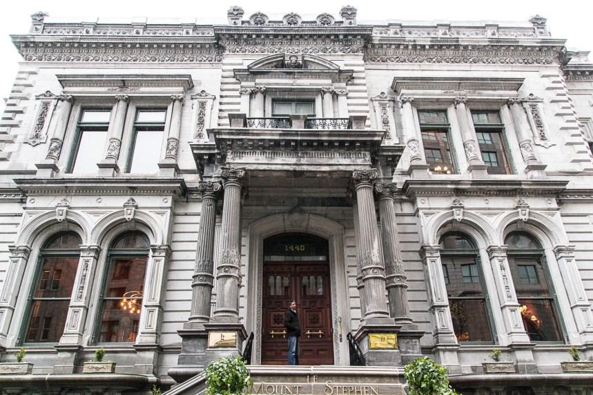 L'hôtel Mount Stephen ouvre ses portes