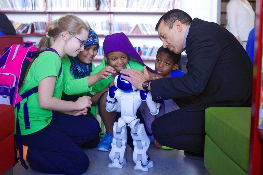 Le robot Nao: un outil pédagogique innovant
