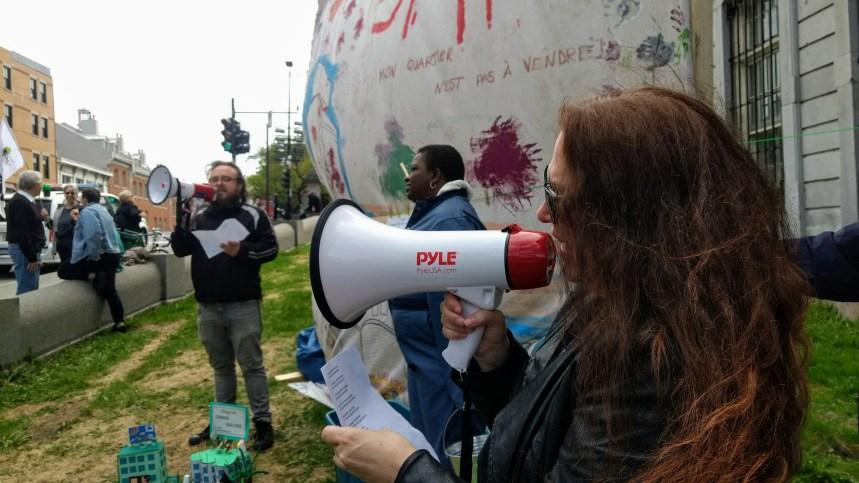 Canada Malting: les citoyens plaident leur cause à l'hôtel de ville