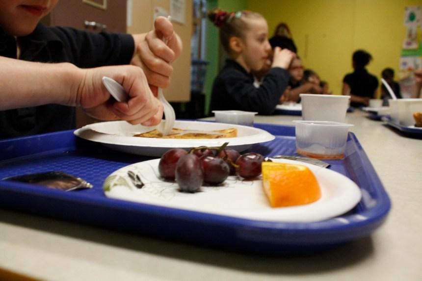 Recours grandissant au programme de petits déjeuners