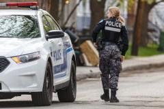 Le nombre de policiers est en baisse au pays, selon Statistique Canada