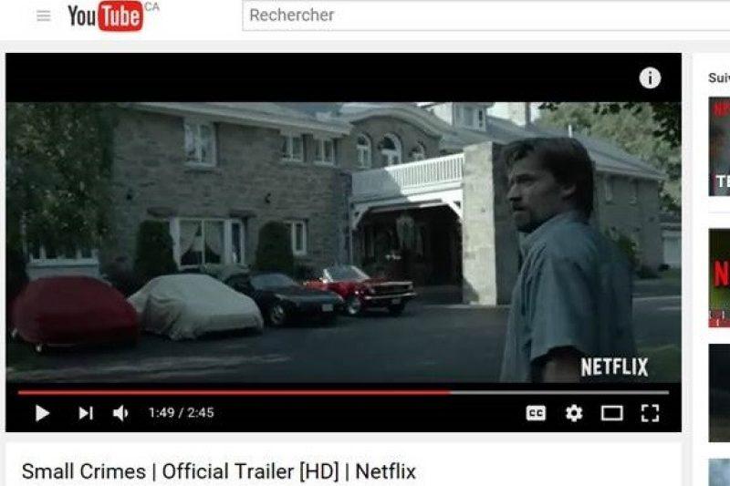Un film tourné à Châteauguay maintenant disponible sur Netflix