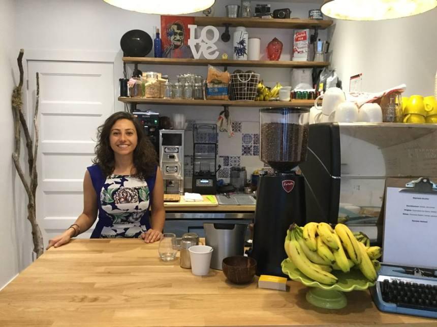 Café, yoga et bol d'açaï sur Saint-Laurent
