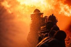 Est de Montréal: un immeuble de quatre étages était en feu mercredi matin