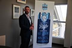 La Voie Maltée devient la bière officielle des Saguenéens