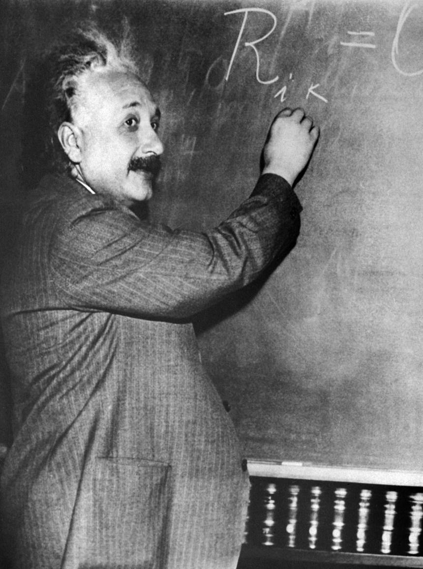 Des lettres d'Einstein vont être vendues aux enchères