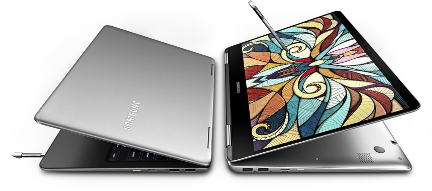 Les nouveaux notebooks de Samsung ouvrent-ils un nouveau chapitre?