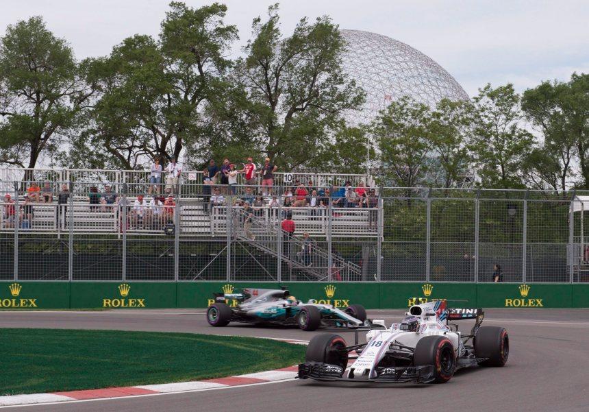 Des travaux de 16M$ pour le Grand Prix du Canada