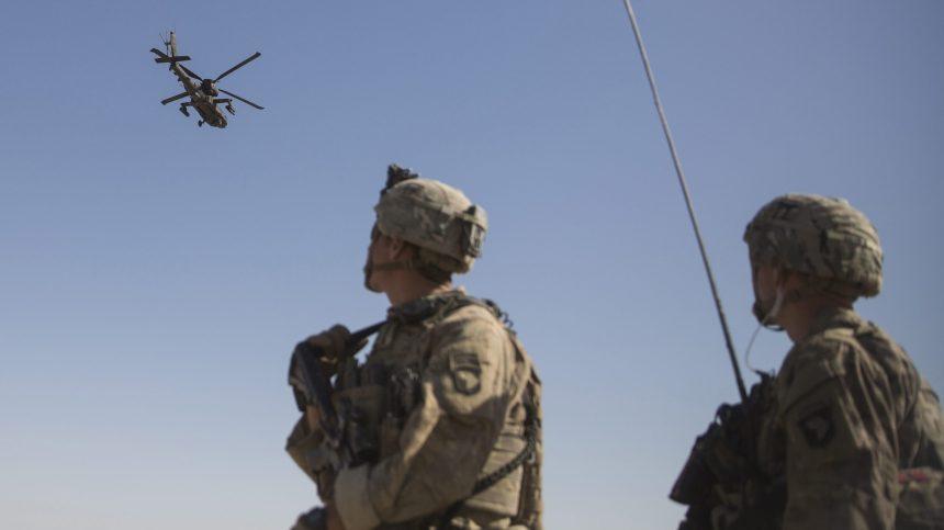 Trois soldats américains tués en Afghanistan