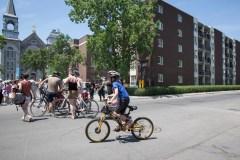 Le boulevard Monk à nouveau transformé en Cyclovia