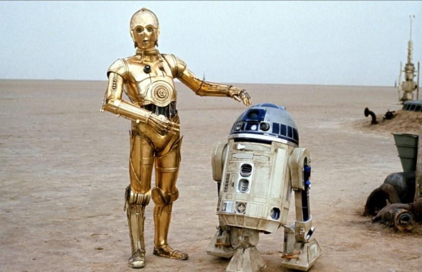 Un robot R2-D2 de «Star Wars» adjugé pour près de 3 M$