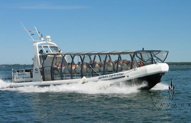 Transport jusqu'au centre-ville: une navette fluviale dès lundi prochain à Pointe-aux-Trembles