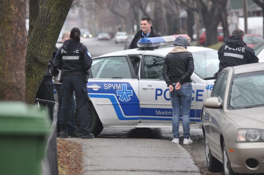 La criminalité en baisse à Anjou et Mercier