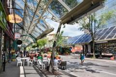 Une aide pour les commerçants de la Plaza Saint-Hubert pendant les travaux