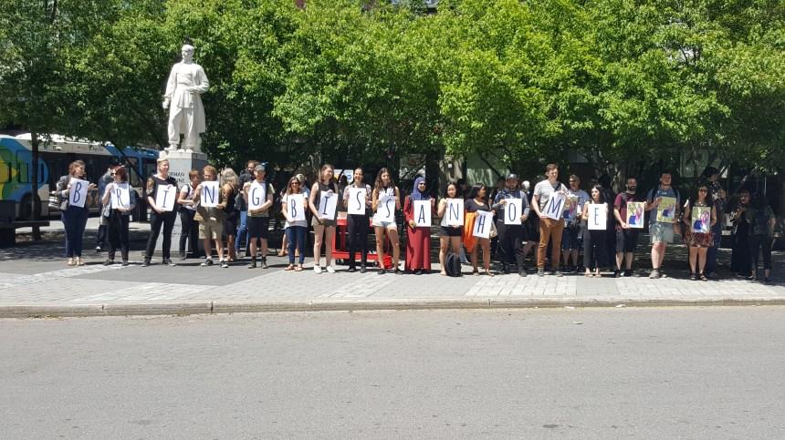 Appel à la libération d'une étudiante de Concordia retenue à Gaza