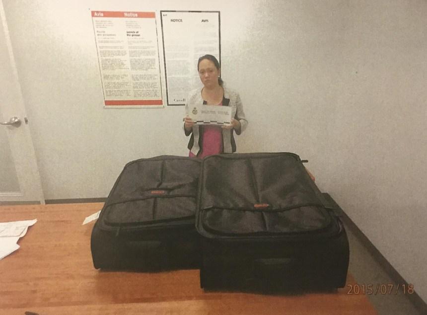 Une cargaison d'héroïne dans des bagages retardés