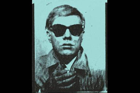 Le premier autoportrait d'Andy Warhol mis en vente à Londres