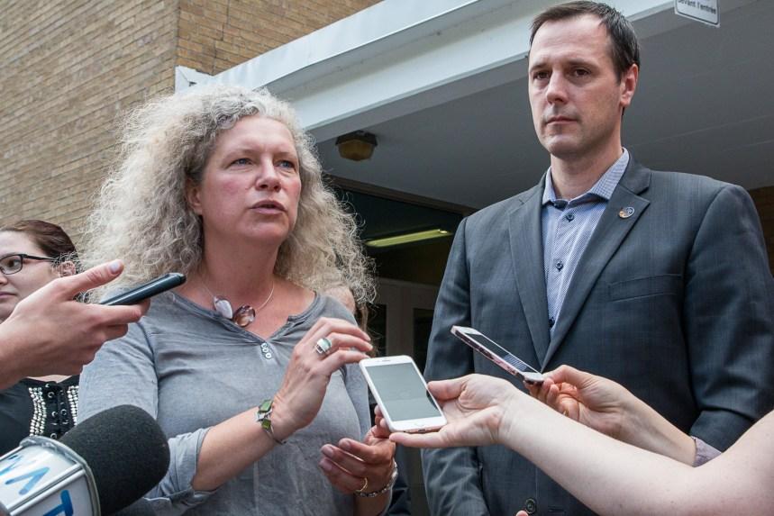 Un site d'injection supervisée menacerait la sécurité des élèves, selon la CSDM